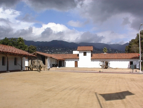 Picture of El Presidio de Santa Barbara State Historic Park, Santa ...