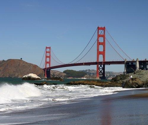 Frisco Baby On Pinterest Golden Gate Bridge San Francisco 49ers An