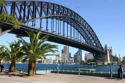 Picture of Harbour Bridge, Sydney - Sydney Harbour Bridge, Sydney.