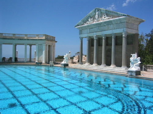 hearst castle swimming pools san simeon caher5 Swimming Pools In San Antonio