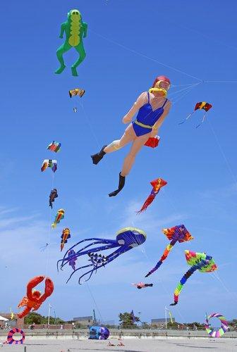 Riverstone's First Annual Kite Festival - Oruma