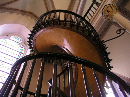 The Miracle in Santa Fe - The Loretto Staircase Mystery