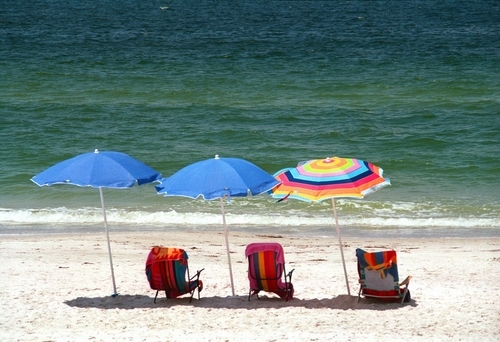 Beach Chairs - Beach Umbrellas - Beach Carts - Tents  Shelters