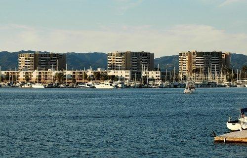 Marina Del Rey Pier photo