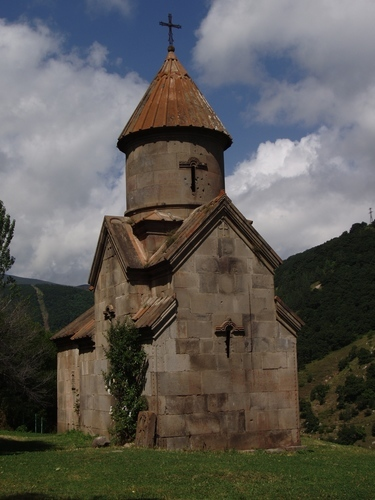 Medieval Church in Armenia.