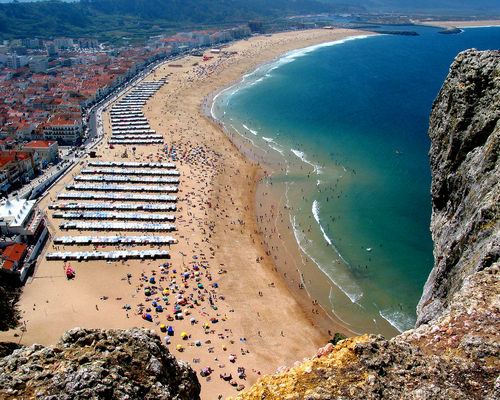 NAZARE (PORTUGAL) - Holiday Destinations - Online travel guide and ideas