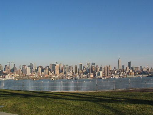 new york city pictures skyline. New York City Skyline from New