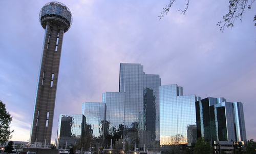 Reunion Tower information