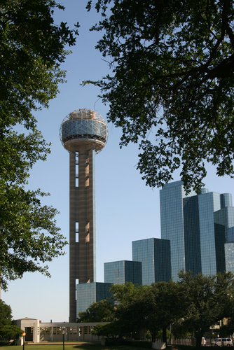 Read Reunion Tower Lookout