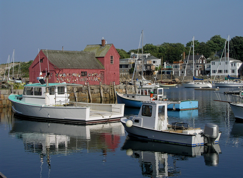 Cape Anne, Gloucester, Rockport