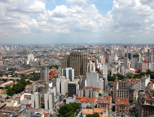 sao paulo brazil. São Paulo City.