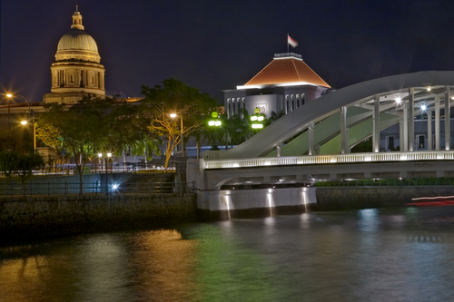 Picture of SINGAPORE PARLIAMENT House - SINGAPORE PARLIAMENT and ...