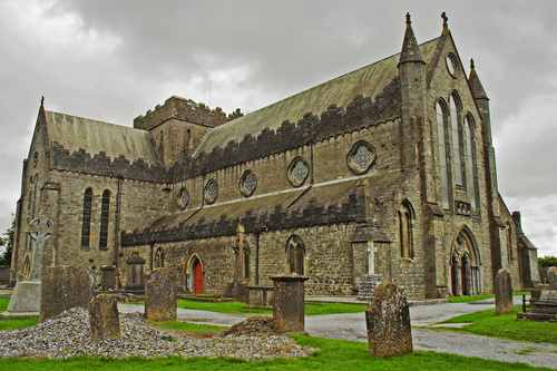 Picture of St Canice's Cathedral, Kilkenny - St Canice Cathedral ...