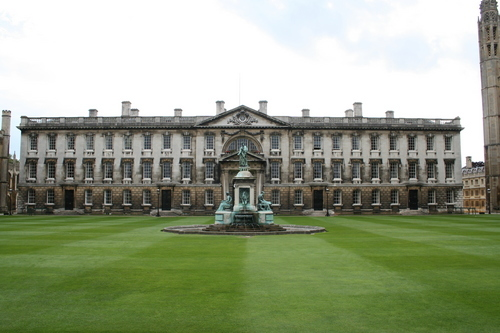Cambridge University and