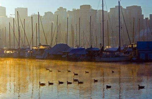 vancouver sunrise. Vancouver information. Sunrise