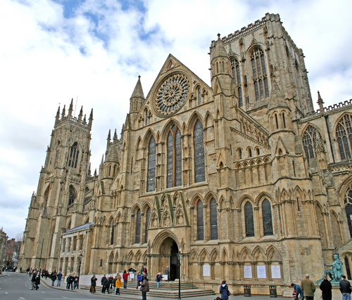 Exploring York Minster: A Visitor's Guide