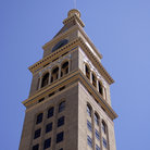 Picture - Clock Tower at 16th Street Mall in Denver.