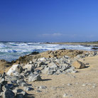 Picture - The beach and coastline of 17 Mile Drive, Monterey.