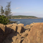 Picture - Mt. Desert Island in Acadia National Park.