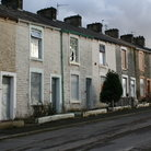 Picture - Old row housing in Accrington.