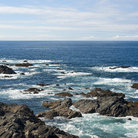 Picture - Rocky coast of Achill Island.