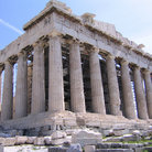 Picture - The Parthenon of Acropolis in Athens.