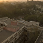 Picture - Sunrise over Agra.