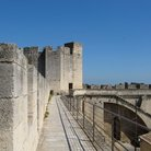 Picture - Ramparts of Aigues-Mortes.