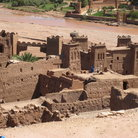 Picture - The village of Ait-Benhaddou.