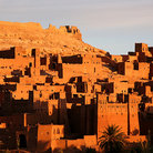 Picture - Ancient city of Benhaddou.