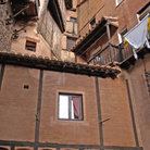 Picture - Buildings in the Old Town of Albarracin.