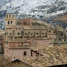Picture - View over Albarracin.