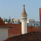 Picture - Chimney in Albufeira.