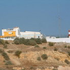Picture - Lighthouse in Albufeira.