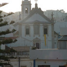 Picture - Church in Albufeira.