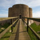 Picture - The Marthello Tower at Alderburgh.