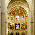 Picture - Cathedral of Almudena, Madrid.