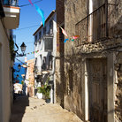 Picture - Street scene in Altea.