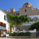 Picture - A square in Altea.