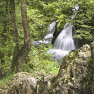 Picture - Colwith Force Waterfall at Ambleside.