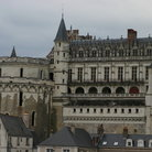 Picture - Exterior of the Amboise Castle.