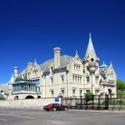 Picture - The ornate American Swedish Institute in Minneapolis.