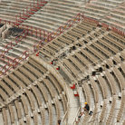 Picture - The Roman Amphitheater (Arena) in Verona is one of the largest of its kind.