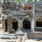 Picture - Ruins of ancient Corinth.