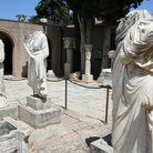 Picture - Statues from ancient Corinth.
