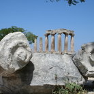 Picture - Ancient Corinth.