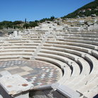 Picture - Theater at Messini.