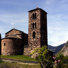 Picture - Church of Sant Juan de Caselles in Andorra.