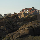 Picture - Rugged coastline at Anstruther.