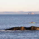Picture - Kayaking at Anstruther.
